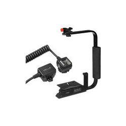 Vello Speedy Camera Rotating Flash Bracket with TTL CB-200-KN