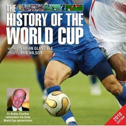 The History of the World Cup, Non-fiction Audio Book (Audio CD) by Brian Glanville, 9789626349304. Buy the audio book online.