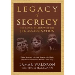 Legacy of Secrecy, The Long Shadow of the JFK Assassination Audio Book (Audio CD) by Lamar Waldron, 9781455124978. Buy the audio book online.