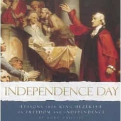 Independence Day, Lessons from King Hezekiah on Freedom and Independence Audio Book (Audio CD) by Douglas Phillips, 9781933431260. Buy the audio book online.