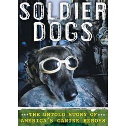 Soldier Dogs, The Untold Story of America's Canine Heroes Audio Book (Audio CD) by Maria Goodavage, 9781455153329. Buy the audio book online.