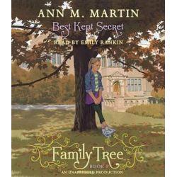Best Kept Secret, Best Kept Secret Audio Book (Audio CD) by Ann M Martin, 9780804122382. Buy the audio book online.