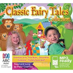 Classic Fairy Tales (3 In 1) (MP3) Audio Book (MP3 CD) by Peter Combe, 9781486237784. Buy the audio book online.