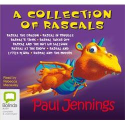A Collection of Rascals, Audio Edition Audio Book (Audio CD) by Paul Jennings, 9781742337647. Buy the audio book online.