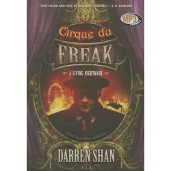 A Living Nightmare, Living Nightmare Audio Book (Audio CD) by Darren Shan, 9781482943863. Buy the audio book online.