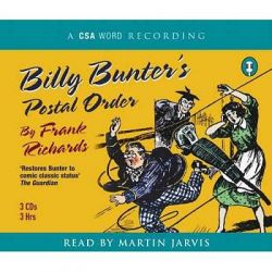Billy Bunter's Postal Order Audio Book (Audio CD) by Frank Richards, 9781904605744. Buy the audio book online.