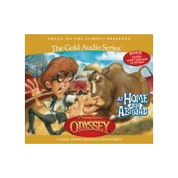 At Home and Abroad, Adventures in Odyssey (Audio Numbered) Audio Book (Audio CD) by Not Available, 9781589972896. Buy the audio book online.