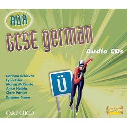 AQA GCSE German Audio CDs, Audio CDs Audio Book (Audio CD) by Corinna Schicker, 9780199138975. Buy the audio book online.
