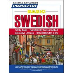 Basic Swedish, Learn to Speak and Understand Swedish with Pimsleur Language Programs Audio Book (Audio CD) by Pimsleur, 9781442336100. Buy the audio book online.