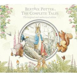 Beatrix Potter the Complete Tales, Complete Tales Audio Boxed Set Audio Book (Audio CD) by Beatrix Potter, 9780723258827. Buy the audio book online.
