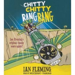 Chitty Chitty Bang Bang, The Magical Car Audio Book (Audio CD) by Professor of Organic Chemistry Ian Fleming, 9781482972498. Buy the audio book online.
