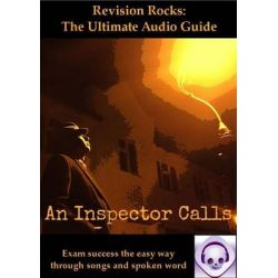 An Inspector Calls: The Ultimate Audio Revision Guide, Revise the Easy Way Audio Book (Audio CD) by Jeffrey L. Thomas, 9780956829719. Buy the audio book online.