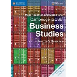 Cambridge IGCSE Business Studies Teacher's Resource CD-ROM, Cambridge International Examinations Audio Book (CD-ROM) by Medi Houghton, 9781107425354. Buy the audio book online.
