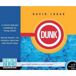 Dunk Audio Book (Audio CD) by David Lubar, 9781501237447. Buy the audio book online.