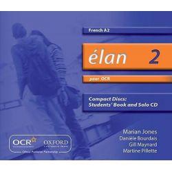 Elan, 2: Pour OCR A2 Audio CDs Audio Book (Audio CD) by Marian Jones, 9780199153374. Buy the audio book online.