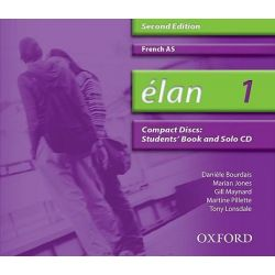 Elan, 1: AS Audio CD Audio Book (Audio CD) by Daniele Bourdais, 9780199153343. Buy the audio book online.
