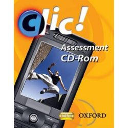 Clic!, 1: OxBox Assessment Audio Book (CD-ROM) by Julie Adams, 9780199127139. Buy the audio book online.