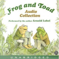 Frog and Toad, Audio Collection Audio Book (Audio CD) by Arnold Lobel, 9780060740535. Buy the audio book online.