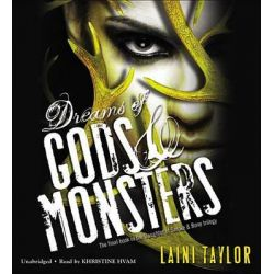 Dreams of Gods & Monsters Audio Book (Audio Product) by Laini Taylor, 9781478928560. Buy the audio book online.
