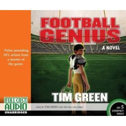 Football Genius, Football Genius Audio Book (Audio CD) by Tim Green, 9781501237515. Buy the audio book online.
