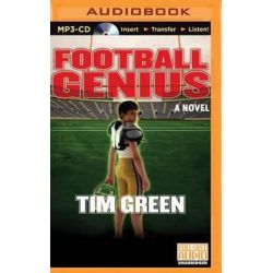 Football Genius, Football Genius Audio Book (Audio CD) by Tim Green, 9781501235900. Buy the audio book online.