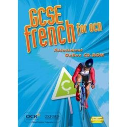 GCSE French for OCR 2009, Assessment OxBox CD-ROM Audio Book (CD-ROM) by OXFORD, 9780199139576. Buy the audio book online.