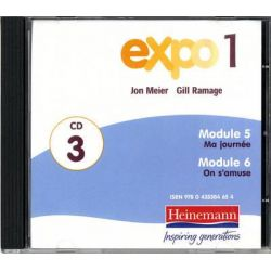 Expo 1 Audio CDs (Pack of Three), Expo 11-14 Audio Book (Audio CD) by Expo 1, 9780435384647. Buy the audio book online.
