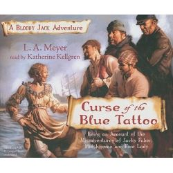 Curse of the Blue Tattoo, A Bloody Jack Adventure Audio Book (Audio CD) by La Meyer, 9781593161347. Buy the audio book online.