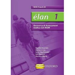Elan, 1: AS WJEC Resource and Assessment OxBox CD-ROM Audio Book (CD-ROM) by Daniele Bourdais, 9780199154203. Buy the audio book online.