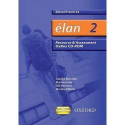 Elan, 2: A2 Edexcel Resource & Assessment Oxbox CD-ROM Audio Book (CD-ROM) by Daniele Bourdais, 9780199154142. Buy the audio book online.