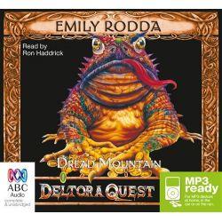 Dread mountain (MP3), Deltora quest 1 Audio Book (MP3 CD) by Emily Rodda, 9781743147535. Buy the audio book online.