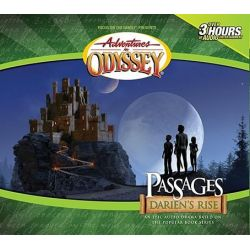 Darien's Rise, Adventures in Odyssey-Audio Audio Book (Audio CD) by Paul McCusker, 9781589975903. Buy the audio book online.