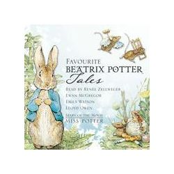 "Favourite Beatrix Potter Tales, Read by Stars of the Movie ""Miss Potter"" Audio Book (Audio CD) by Beatrix Potter, 9780723258858. Buy the audio book online."