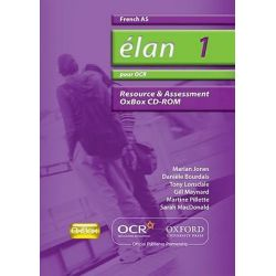 Elan 1, Pour OCR AS Resource and Assessment OxBox CD-ROM Audio Book (CD-ROM) by Daniele Bourdais, 9780199154197. Buy the audio book online.
