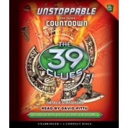 Countdown, Unstoppable Book 3: Countdown - Audio Audio Book (Audio CD) by Natalie Standiford, 9780545648790. Buy the audio book online.