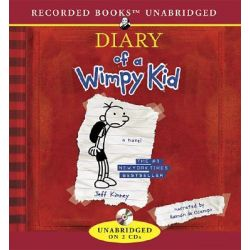 Diary of a Wimpy Kid, Diary of a Wimpy Kid (Audio) Audio Book (Audio CD) by Jeff Kinney, 9781436109819. Buy the audio book online.
