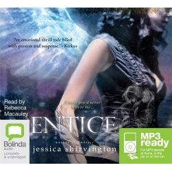 Enticed (MP3), The Violet Eden chapters #2 Audio Book (MP3 CD) by Jessica Shirvington, 9781743119419. Buy the audio book online.