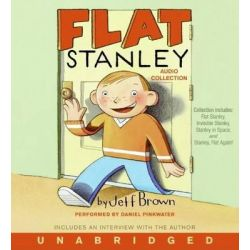 Flat Stanley Audio Collection, Flat Stanley Audio Book (Audio CD) by Jeff Brown, 9780060897871. Buy the audio book online.