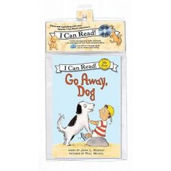 Go Away, Dog Book and CD, Go Away, Dog Book and CD Audio Book (Audio CD) by Joan L Nodset, 9780061765025. Buy the audio book online.