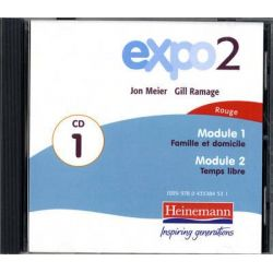 Expo 2 Rouge Audio CDs (Pack of Three), Expo 11-14 Audio Book (Audio CD) by Expo 2, 9780435384524. Buy the audio book online.