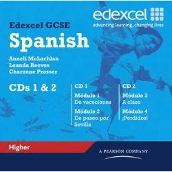 Edexcel GCSE Spanish Higher Audio CDs Audio Book (Audio CD) by Leanda Reeves, 9781846903991. Buy the audio book online.