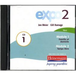 Expo 2 Vert Audio CDs (Pack of Three), Expo 11-14 Audio Book (Audio CD) by Expo 2, 9780435384609. Buy the audio book online.