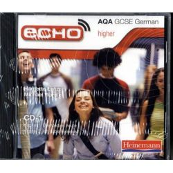 Echo AQA Audio CDs Higher, Echo: AQA GCSE Audio Book (Audio CD) by Pearson Education Australia, 9780435033149. Buy the audio book online.
