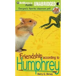 Friendship According to Humphrey, Humphrey (Audio) Audio Book (Audio CD) by Betty G Birney, 9781441858498. Buy the audio book online.