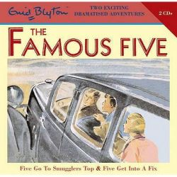 Five Go to Smugglers Top & Five Get into A Fix, AND Five Get into a Fix v. 5 Audio Book (Audio CD) by Enid Blyton, 9781844566785. Buy the audio book online.