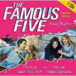Five Run Away Together & Five on Finniston Farm, AND Five on Finniston Farm Audio Book (Audio CD) by Enid Blyton, 9781844562770. Buy the audio book online.