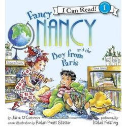 Fancy Nancy and the Boy from Paris Book and CD, Fancy Nancy and the Boy from Paris Book and CD Audio Book (Audio CD) by Jane O'Connor, 9780061840555. Buy the audio book online.