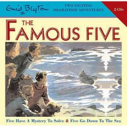 Five Have a Mystery to Solve & Five Go Down to the Sea, AND Five Go Down to the Sea v. 6 Audio Book (Audio CD) by Enid Blyton, 9781844566792. Buy the audio book online.