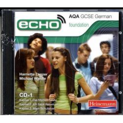 Echo AQA GCSE German Foundation Audio CD Pack, Echo: AQA GCSE Audio Book (Audio CD) by Pearson Education Australia, 9780435720407. Buy the audio book online.