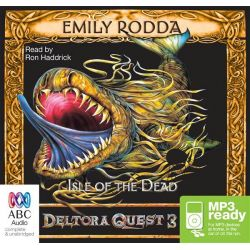 Isle Of The Dead, Deltora quest 3 Audio Book (Audio CD) by Emily Rodda, 9781743167496. Buy the audio book online.